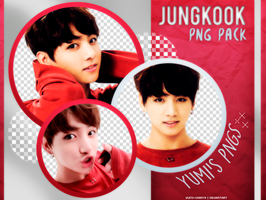 PNG PACK: Jungkook (BTS) #10 by Yumi-chan19