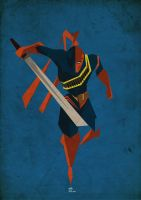 84. Deathstroke by ColourOnly85