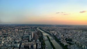 Paris Cityscape by yingyng