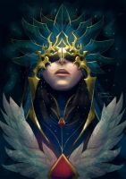 Astral Projection by chinara