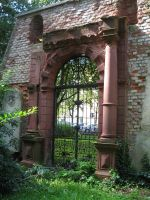 cementery door I by two-ladies-stocks