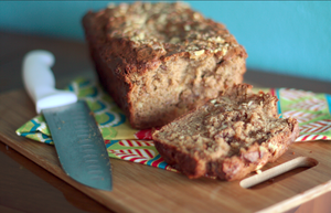 Peanut Butter Banana Bread 2 by laurenjacob