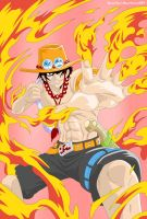 One Piece - Hikobushi No Ace by Xpand-Your-Mind