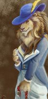 Dandy Lion by hollarity