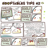 Adoptables TIPS - #2 by Piffi-adoptables