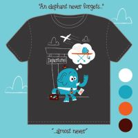 Almost Never Shirt Design by Montygog