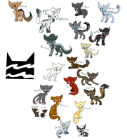 Warriors Change of Fate - Riverclan Alliances by Evildraws