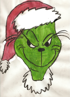 The Grinch by Ask-Germany-Puppy