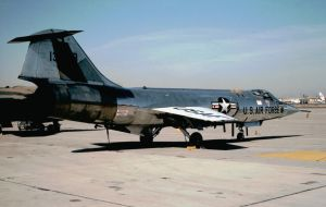 69th TFTS F-104G No. 3 by F16CrewChief