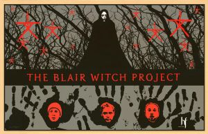 The Blair Witch Project by Hartter