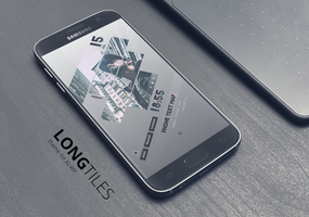 LONG TILES Theme by marcco23