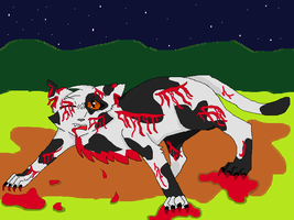 Swiftpaw's Final Stand by Spottedleaf24