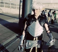 Fenris - MCM Expo, Oct '11 by hollysocks