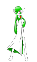 Its Gardevoir,no titles needed by livinlovindude