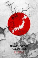 Help Japan 2011 - Version 2 by GraphiteColours