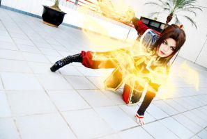Fire Child Azula by machui826