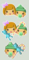 babies by hyky