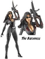 The Baroness by HeroesByHand