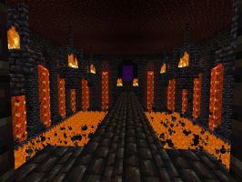 My Portal Room by fitipaldi93