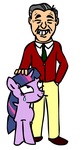 46 - Mr. Rogers by Pones-By-Corwin
