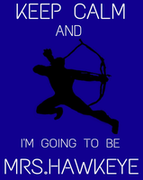 Going To Be-(Hawkeye) by MischievousMonster