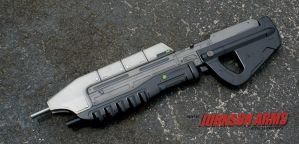 Custom Halo MA5C Assault Rifle Replica by JohnsonArms