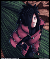 Madara by THE-PHOENIIX