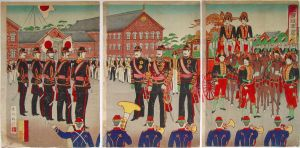 Emperor's visit to National Diet Building by LongXiaolong