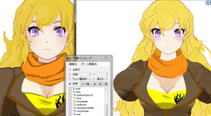 mmd more wips lmao by whimsicottsh