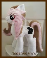 mlp plushie commmissions Lumire du Ciel completed by CINNAMON-STITCH