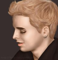 Billie Joe Dookie Blonde by kelly42fox