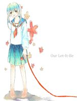 Miku - Our Let-It-Be by flouvl