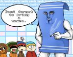 towelie plz by KataChan