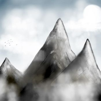 15 minute Mountains 1 by zevin83