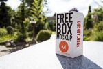 Box/Packaging Mockup (FREE DOWNLOAD) by mmproductionsnl