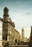 streets of St. Petersburg (2) by sunny-sunflower