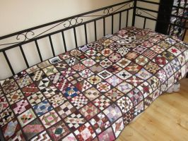 Diary Quilt by MrsQuilty