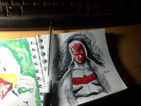 Red Hood by AleDominique
