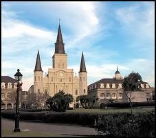 Jackson Square by SalemCat
