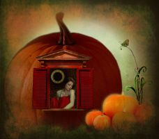 The Pumpkin Eater's Wife by 3punkins