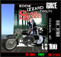 Sexie Bike - Izzard Tribute by truemouse