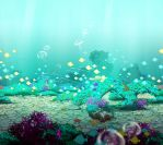 Ocean Floor by APetruk