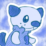 Cold Colored Oshawott by DewYunomi