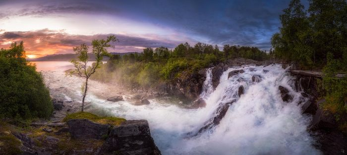 Navit falls by Trichardsen