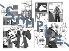 APH : W.S Doujin Sample by glaceau