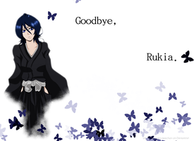 Goodbye, Rukia. by hyamara