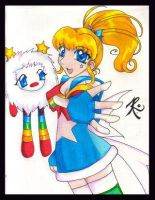 .. Rainbow Brite .. by sinister-puppet
