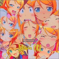 Collage Kirino by BossunCooL