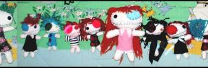 All of my dolls update by Mobicca