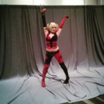 Candid Moment : Anime North : Harley Quinn by Lossien